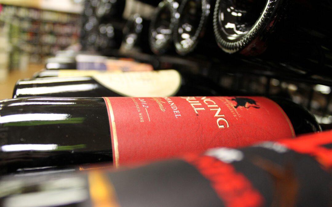 Wijnrek maken